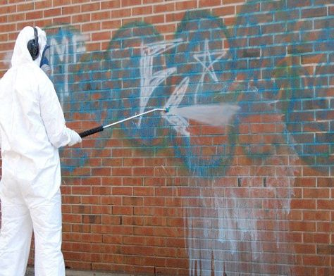 graffiti removal gold coast