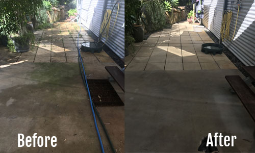 High Pressure Cleaning Gold Coast House Washing Gold