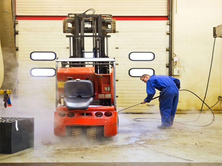 machinery cleaning service in Austrlia