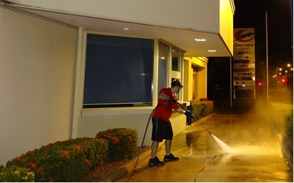 After Hours or Night Cleaning service in Australia
